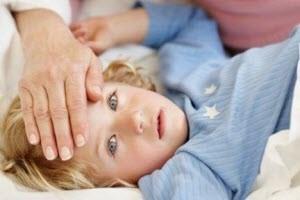 Чем сбить ребенку температуру