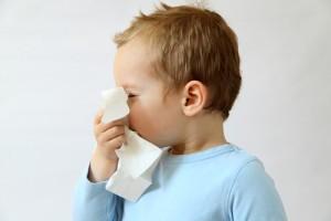 Лечение ОРЗ у детей