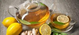 Имбирь, лимон и мед для иммунитета