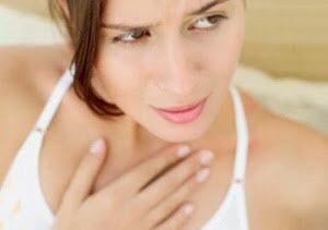 Как избавиться от слизи в горле