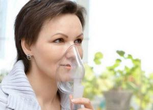 Применение небулайзера при кашле